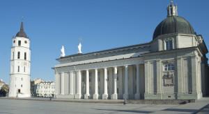 Cathedral Basilica. Vilnius, Lithuania